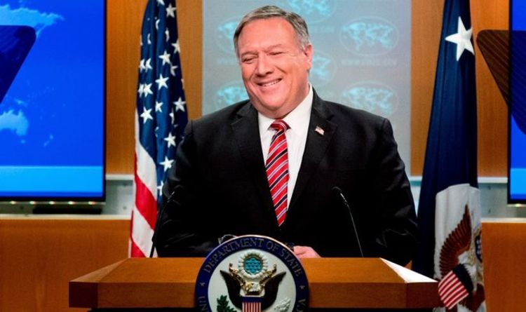 Mike Pompeo issues China chilling warning that US is 'closely watching'