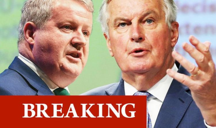 Brexit plot: Barnier writes to Remainers agreeing to TWO-YEAR delay – astonishing letter