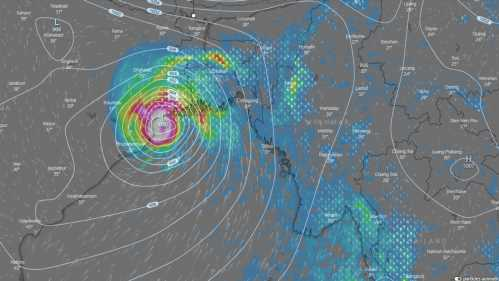 India evacuates thousands as cyclone Amphan set to hit east coast