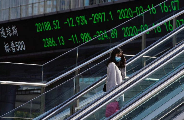 World stocks climb on China trade relief, while U.S. jobs data dents dollar