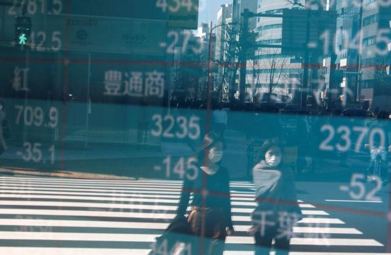 Asian stocks set to fall on growing second virus wave fears