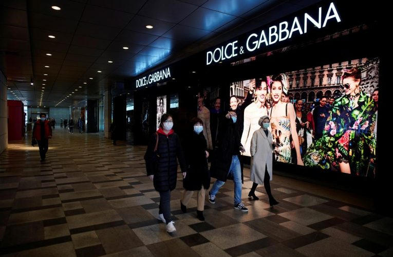 Dolce & Gabbana will lose out from virus crisis, founders tell paper