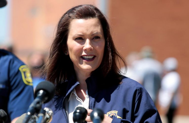 Michigan Governor Whitmer further opens state economy ahead of Trump visit