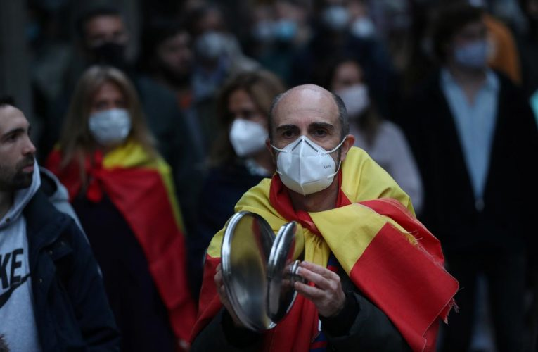 Spain plans last emergency decree extension as protests break out