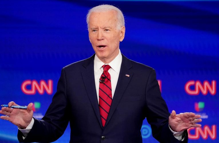 Biden says radio host 'ain't black' if undecided about U.S. election