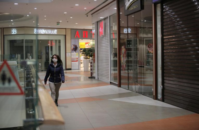 Bulgaria to reopen shopping malls from Monday as virus curbs eased
