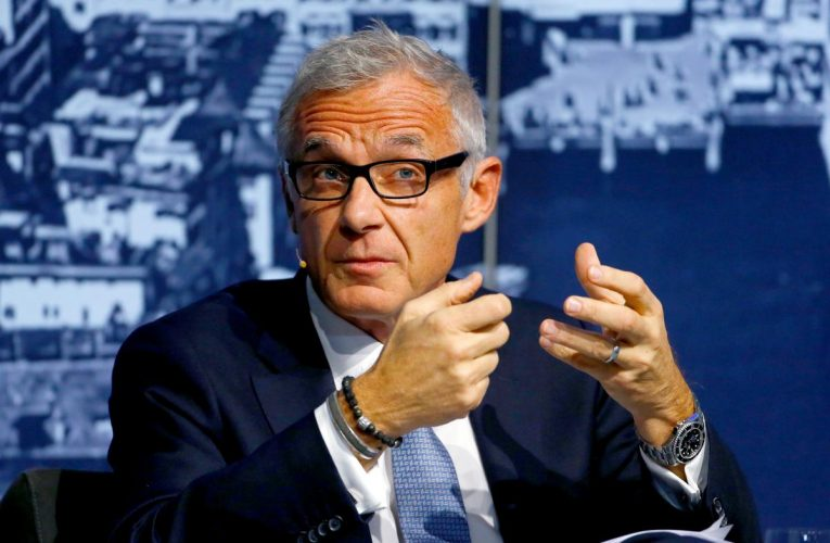 Credit Suisse's Rohner sees no big hit from oil & gas exposure: SRF