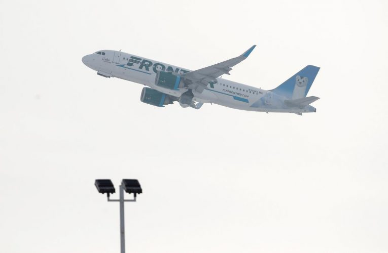 Frontier Airlines rescinds empty middle seat charge after lawmaker pressure