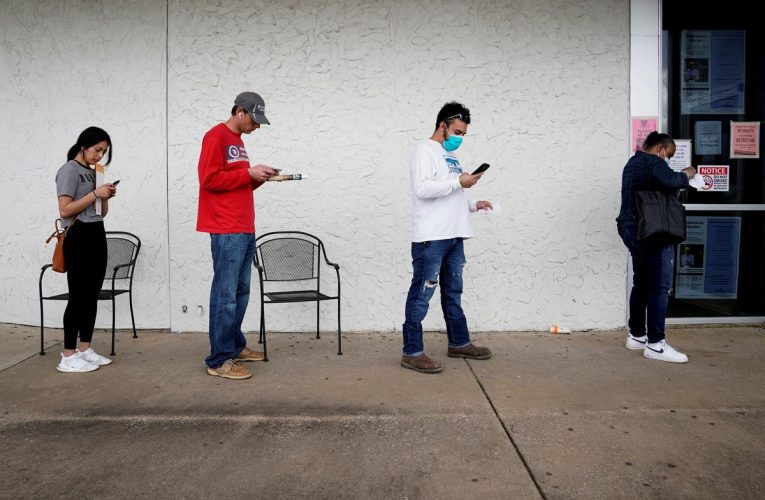 Millions more Americans join the unemployment line