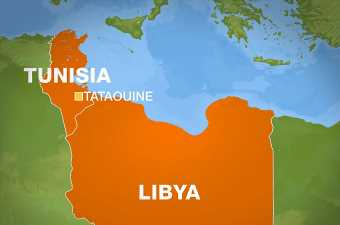 Police, protesters clash in southern Tunisia over lack of jobs