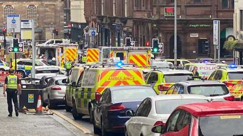 Glasgow stabbing suspect killed after six people injured: UK