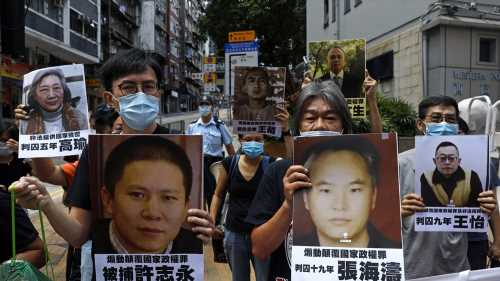 Hong Kong people opposed to national security law: Reuters survey