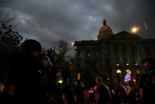 Colorado passes historic police reforms following protests