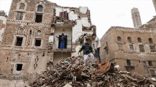 Donors pledge $1.35bn in humanitarian aid to war-ravaged Yemen