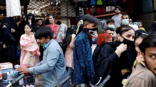 'Smart lockdown' in Pakistan to target 500 coronavirus hotspots