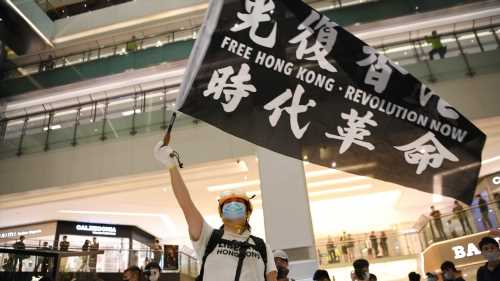 China passes controversial Hong Kong nat'l security law: reports