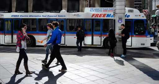 Free shuttle on 16th Street Mall to resume service Sunday after COVID shutdown