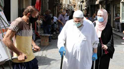 Egypt's one-day coronavirus infections at new high: Live updates