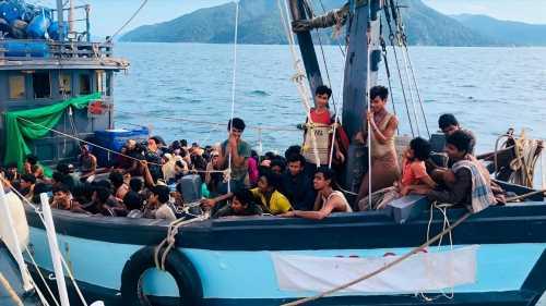 'Desperate journeys': Rohingya children recall ordeal at sea