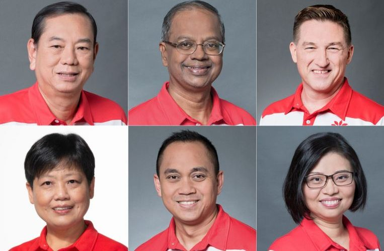 Singapore GE: PSP unveils first slate of six candidates, including five new faces