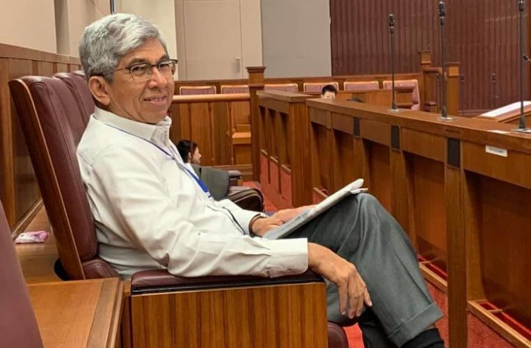Singapore GE2020: Ex-minister Yaacob Ibrahim bids a fond farewell to politics