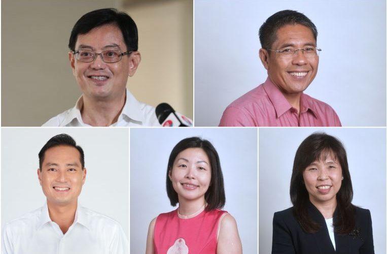 Singapore GE2020: Heng Swee Keat to helm East Coast GRC