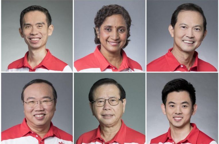 Singapore GE2020: Profiles of Progress Singapore Party's new candidates