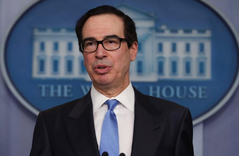 U.S. Treasury chief says considering more direct payments in next coronavirus aid bill