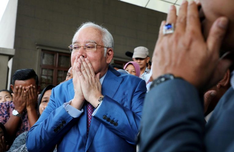 Malaysian ex-PM Najib faces July verdict in first 1MDB-linked trial
