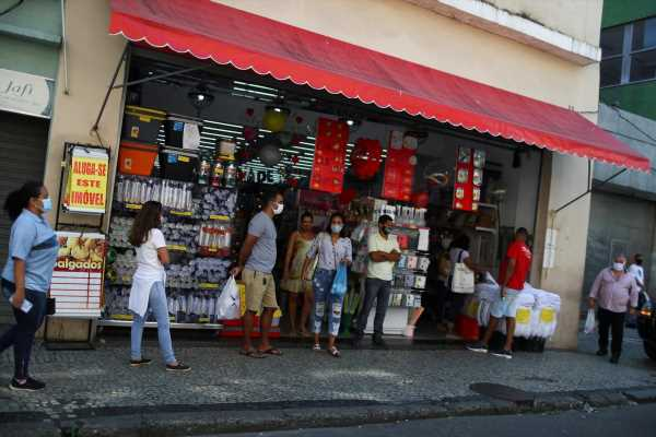 Rio looks to reopen as Brazil approaches Italy in coronavirus deaths