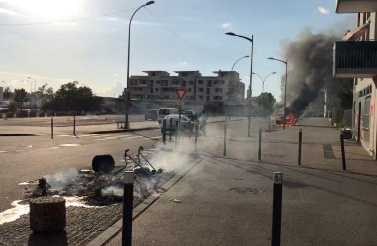 Elite French police make arrests after Dijon gang violence