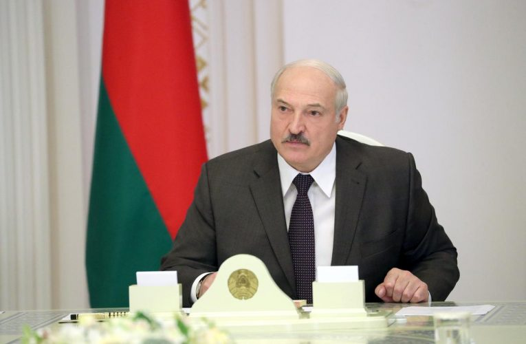 Police break up new protests in Belarus as Lukashenko warns of foreign plot