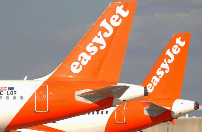 Coronavirus: 727 easyJet pilots at risk of redundancy due to pandemic