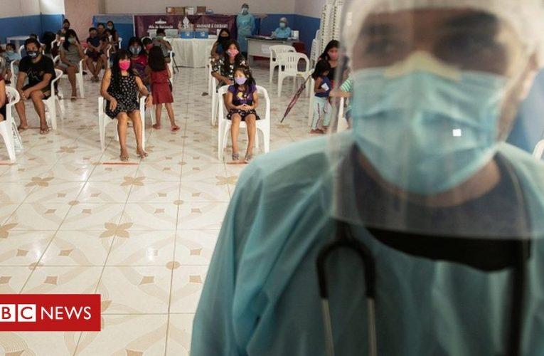 Brazil passes 50,000 coronavirus deaths