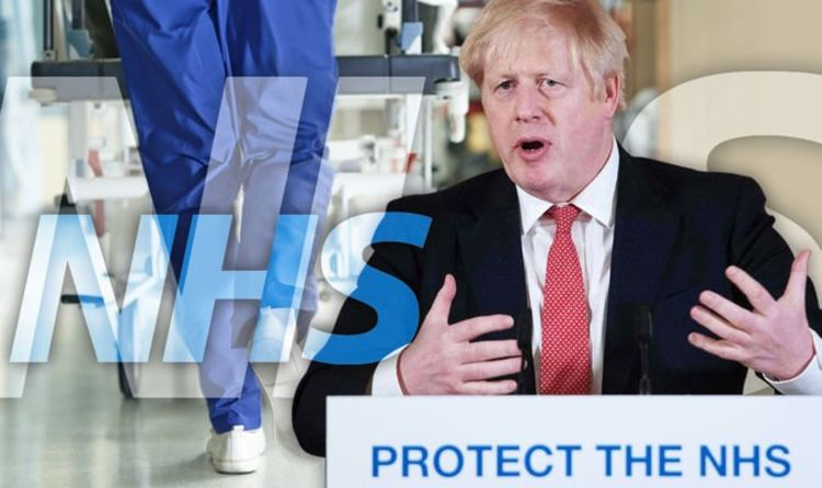 Boris Johnson announces £3bn for NHS fearing coronavirus second wave just months away