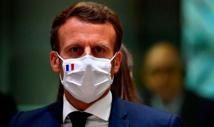 France second wave: Macron panic as coronavirus outbreak hits DREADED milestone