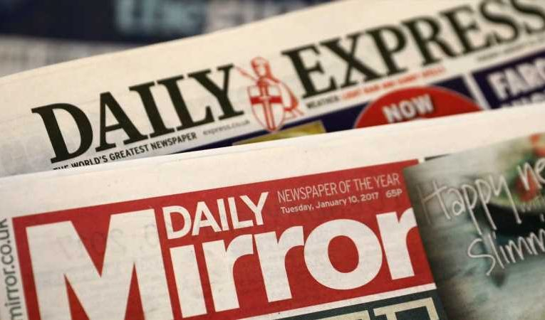 Coronavirus: Mirror and Express publisher Reach to cut 550 jobs