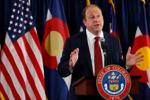 Gov. Jared Polis says Colorado hasn't requested federal troops — but he won't hesitate to if they're needed