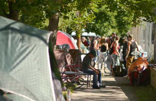 Denver mayor to council members: Where do you want homeless camp in your district?