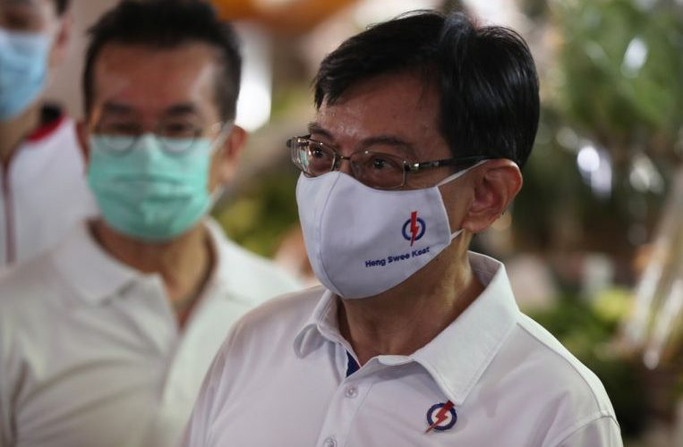 Singapore GE2020: WP using fear of opposition wipe-out to win seats, says Heng Swee Keat