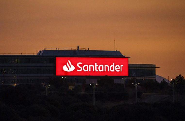 Spain's Santander books record 11.1 billion-euro quarterly loss on Covid-19 writedowns