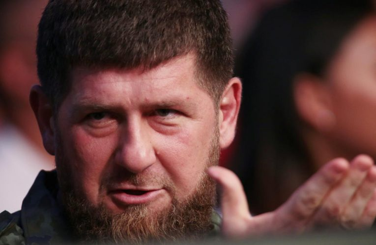 U.S. imposes sanctions on Chechen leader over human rights violations