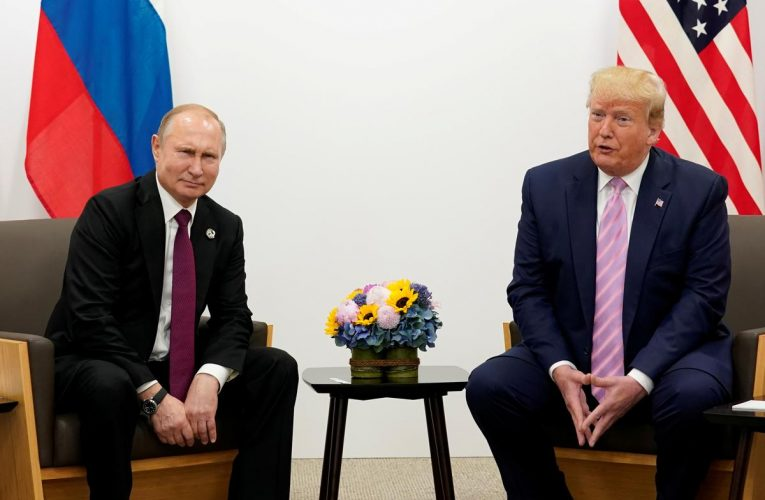 Putin and Trump discussed arms control, Iran in phone call: Kremlin