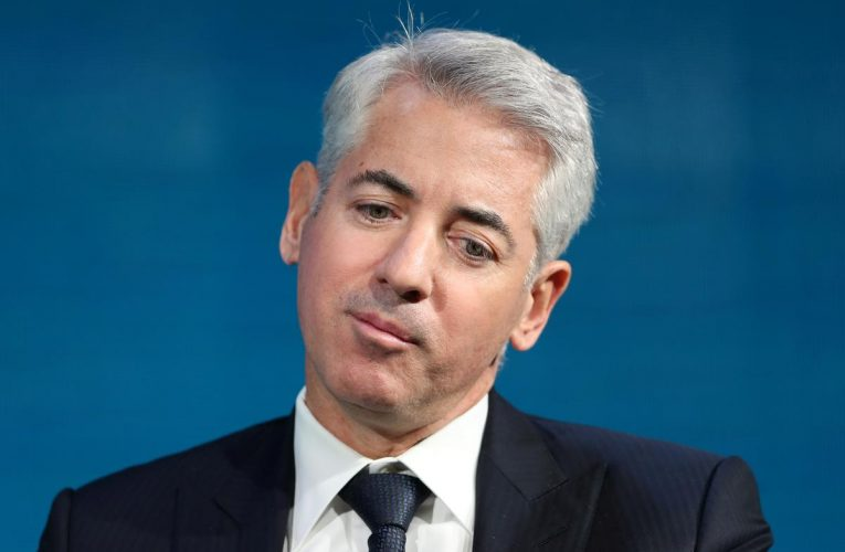 Bill Ackman's blank check company raises $4 billion in biggest U.S. SPAC IPO