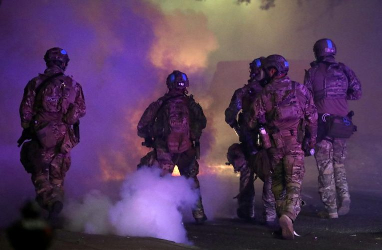 Federal agents' use of force at protests faces internal U.S. government probes