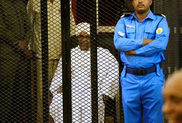 Sudan's Bashir and allies on trial for leading 1989 coup