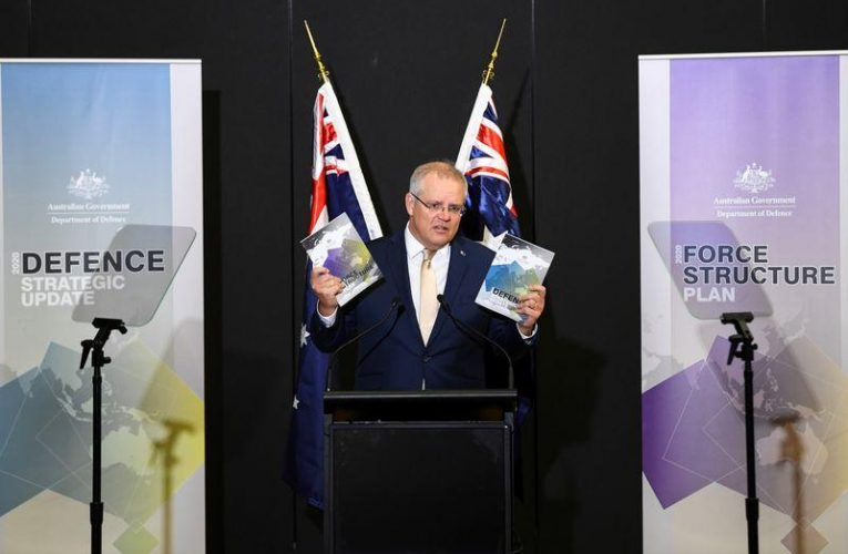 Australia to sharply increase defence spending with focus on Indo-Pacific