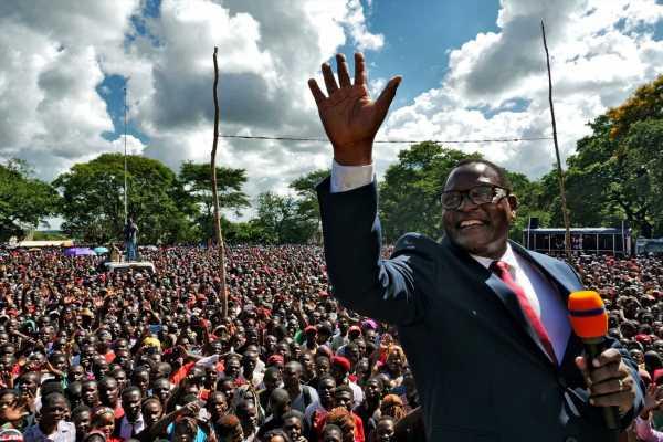 Malawi's election cheer dampened by coronavirus surge