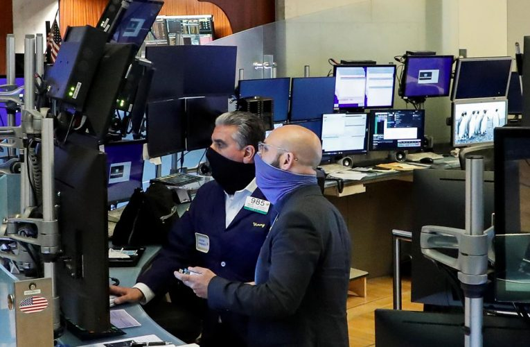 Wall Street rises on strong services sector, hopes of China recovery