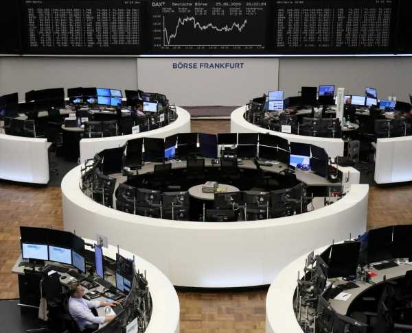 World shares rally to four-week highs as investors bet on China revival